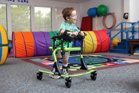 Детский церебральный паралич.